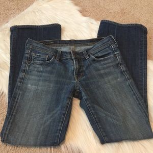 Citizens Of Humanity Jeans - Citizens of Humanity Low Waist Flare Jeans size 27